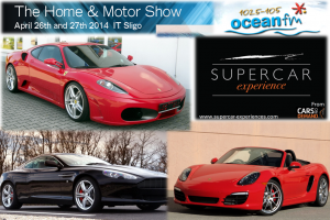 The Home & Motor Show - Supercar Experience from Cars on Demand