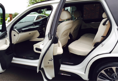 New BMW X5 at Bespoke Autogroup