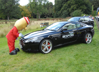 Bespoke Autogroup - NI Open Golf Challenge