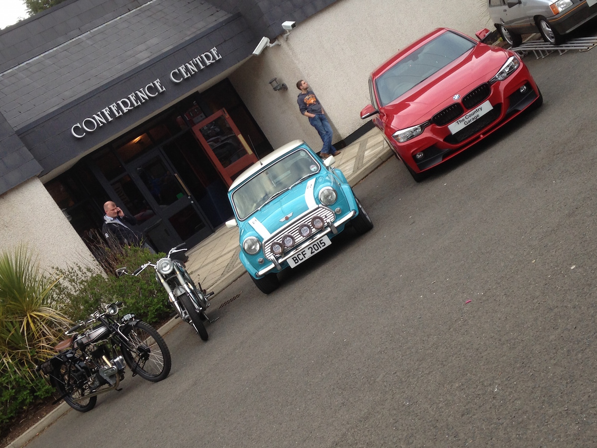 Bespoke Autogroup at CarFest Launch 2015
