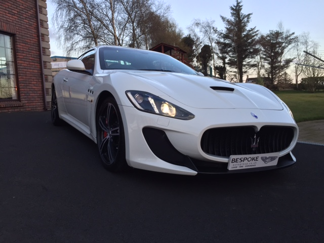 Bespoke Autogroup say Farewell to the Maserati MC Stradale